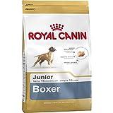 ROYAL CANIN Boxer Junior Secco Cane kg. 12-Mangimi Secchi per Cani Crocchette, Multicolore, Unica