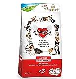 Disugual Adult Medium Agnello 2 kg - Alimento completo monoproteico, crocchette per cani di taglia media