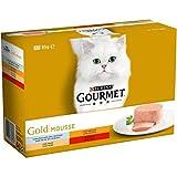 Purina Gourmet Gold - Mousse, confezione assortita