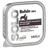 DRN Solo Bufalo monoproteico 300 gr