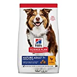 HILL S Medium Mature Adult 7+ - Cibo Secco per Cani maturi con Pollo 2.5 kg