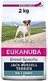 Eukanuba Breed Specific Alimento Secco per Jack Russell Terrier Adulti, Cibo per Cani Adattato in Modo Ottimale alla Razza 2 kg