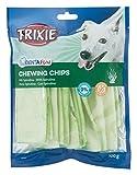Trixie Denta Fun Chips da Masticare con alghe Spirulina, 100 g