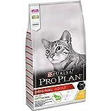 PURINA Pro Plan Original Adult Gatto Crocchette Ricco in Pollo - 10 kg