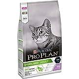 Purina Pro Plan Sterilised Gatto, Crocchette Ricco in Tacchino, 6 Sacchi da 1.5 kg