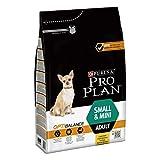 Nestle' Purina Optibalance - Cibo secco per cani - Small e Mini Adult 3 Kg.