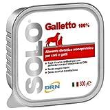 DRN Solo Galletto monoproteico 300 gr