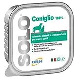 DRN Solo Coniglio monoproteico 300 gr