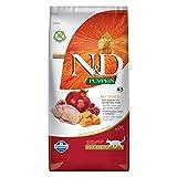 Farmina N&D Pumpkin Neutered Quaglia, Zucca e Melograno 5 kg