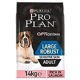 PURINA Pro Plan Large Robust Adult Optiderma Cane Crocchette - 14 kg