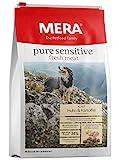 Mera Dog cibo per cani Pure Sensitive fresh meat pollo e patate, 4 kg