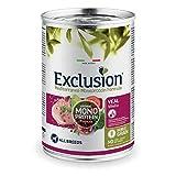 Exclusion MONOPROTEICO Vitello 400 GR X 6
