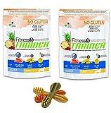 2 conf da 800 g Trainer Fitness Adult Mini Salmone e Mais No Gluten Piu Omaggio 3 pz Whimzees Spazzolino Snack per Cani