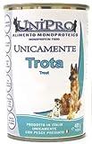 Unipro Cane, Solo Trota Monoproteico Gr. 400