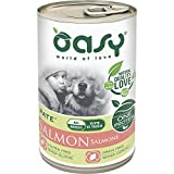Oasy Wet Dog One - Salmone Lattina Gr 400