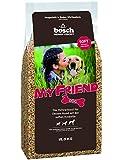 bosch My Friend Soft | Cibo per cani adulti di tutte le razze | Cibo intero con crocchette morbide | 15000 g