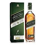 Johnnie Walker Green Label Blended Malt Scotch Blended Whisky - 700 ml