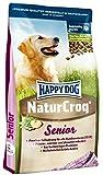 Happy Dog Cibo Secco per Cane Anziano Natur-Croq - 15000 gr