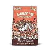 Lily's Kitchen Puppy Chicken & Salmon Cibo Secco Completo per Cani (1Kg) - 1 kg