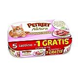 Petreet Natura Tonno Rosa Gr 70 (5+1)