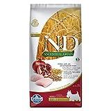 FARMINA N&D Adult Mini 7 kg Pollo e Melograno LOW GRAIN