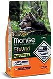 Monge Cane CROCCHETTA BWILD Grain Free all Breeds Puppy con Anatra E Patate kg. 12