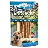 Arquivet Strisce di pollo e pesce - Natural Dog Snacks - Snack cane - 100 g