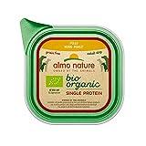 Almo Nature BioOrganic Single Protein Pollo Cane gr 150