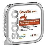 DRN Solo per Cane E Gatto da 100 Gr, Cavallo