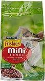 Friskies PURINA Crocchette cane mini menu con manzo, 1.5 Kg