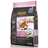 Glooke Selected Belcando Finest Agnello kg. 4 Alimenti Secchi Senza Cereali per Cani, Multicolore, Unica