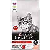 PURINA Pro Plan Original Adult Gatto Crocchette Ricco in Salmone - 10 kg
