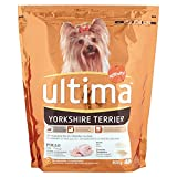 Ultima - CROCCHETTE per Cani Yorkshire Terrier - 800 GR