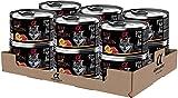 Alpha Spirit Alimento completo umido per cani Manzo con Melone - Confezione da 12x150 gr - Totale 1800 gr