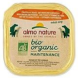 almo nature Pollo e Patate Cane Bio Daily, 9 x 300 g