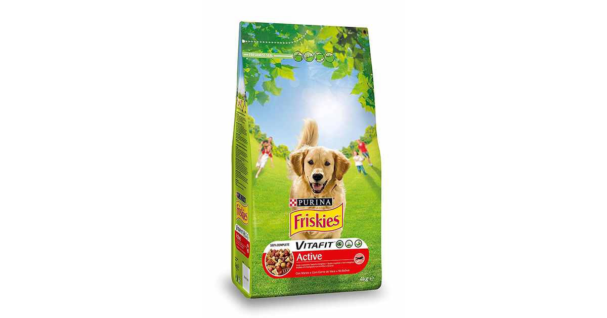 You are currently viewing Friskies Cane Secco Active – 4000 gr