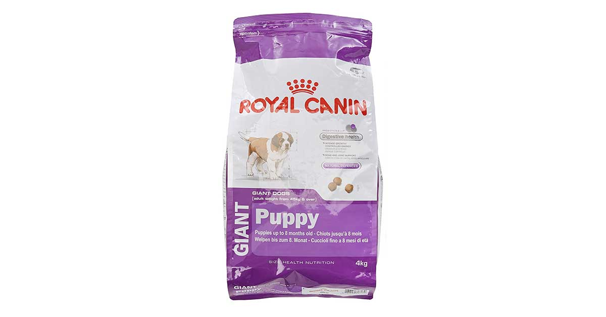 royal canin Rc Giant Puppy Kg. 4